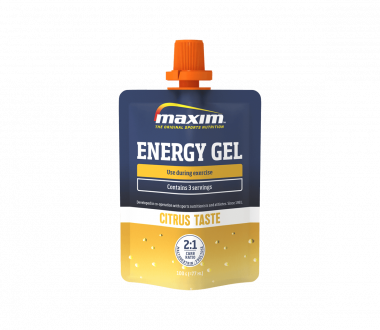 EnergyGel citrus