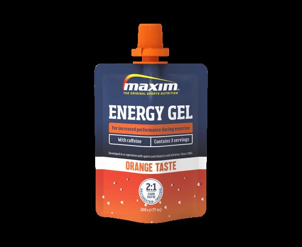 EnergyGel orange