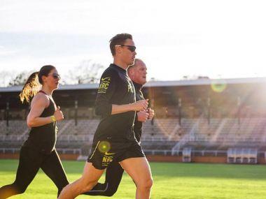juoksijan lihaskuntotreenit