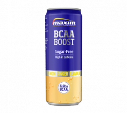 Maxim BCAA ginger-lemon