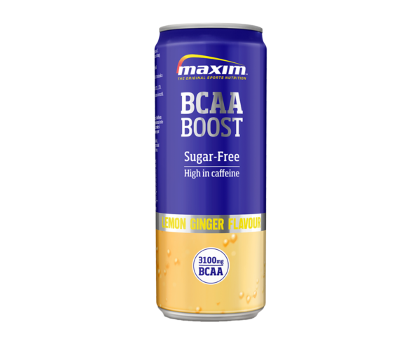 Maxim BCAA ginger-lemon