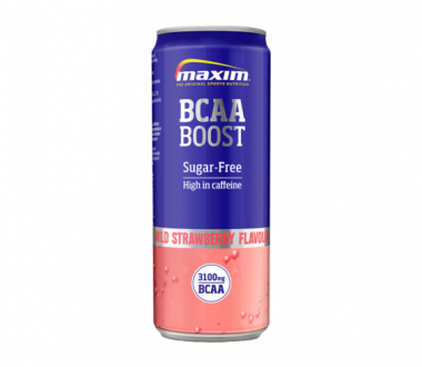 Maxim BCAA juoma
