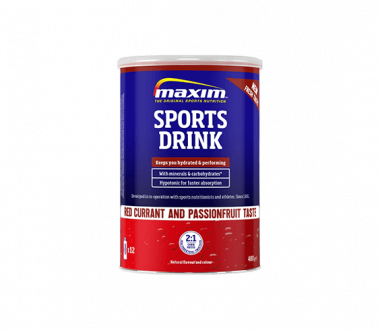 Sportsdrink_redcurrant passionfrui